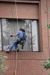 2.日比谷通り:窓拭き作業-04D