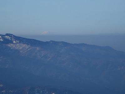 え、富士山