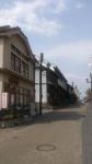 山鹿温泉旧街道