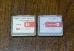 デジカメ電池 SONYNP-FG1
