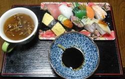にぎり寿司20180504夕食