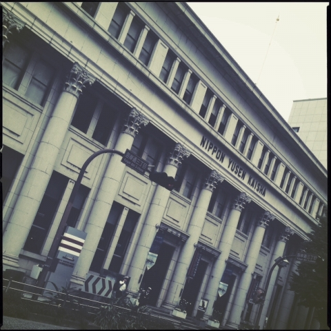 日本郵船歴史博物館1