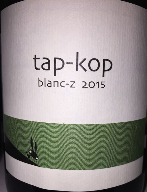 Tap Kop Blanc z Kondo Vineyard 2015 part1