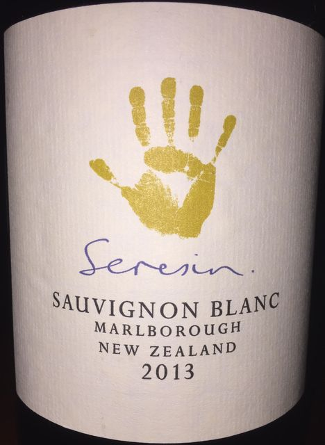 Sauvignon Blanc Seresin Marlborough 2013