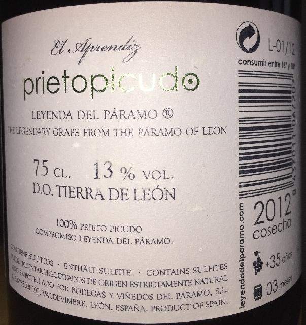 El Aprendiz Prietopicudo Leyenda del Paramo 2012 part2