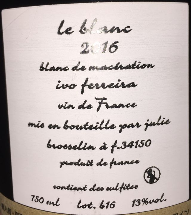 l'Escarpolette Blanc 2016 part2