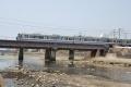 広川河口 鉄橋