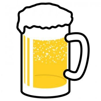 ビールイラスト