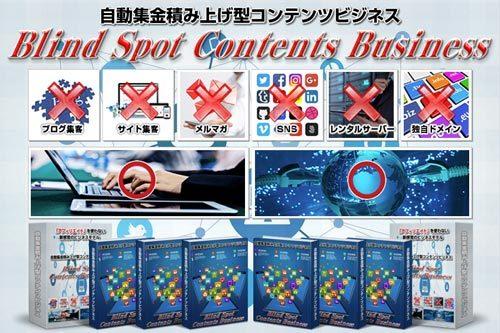 株式会社バンザイ(工藤陽介)ブラインドスポットコンテンツビジネス