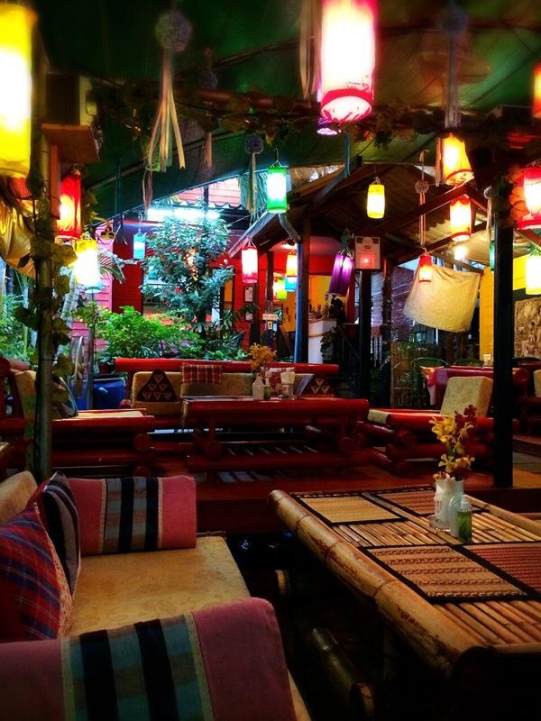 I'm in Bangkok
