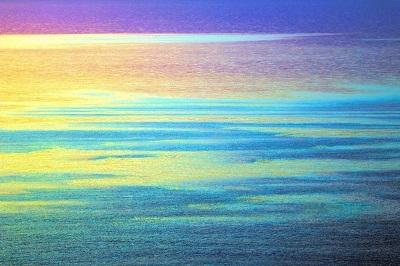 夕日の潮流No01