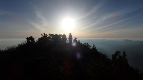 赤石山系縦走 035