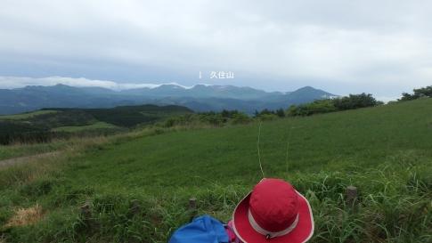 万年山&犬ガ岳~求菩提山縦走 003-001
