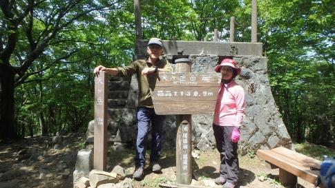 万年山&犬ガ岳~求菩提山縦走 074-001