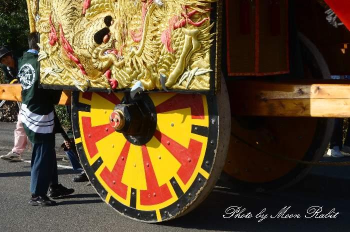 竹内御輿(みこし) 木車(車輪)・キャリー