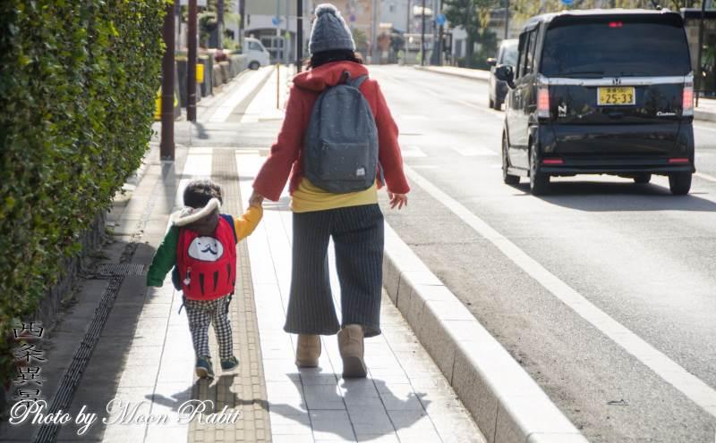 お母さんとお出かけ 愛媛県西条市四軒町下