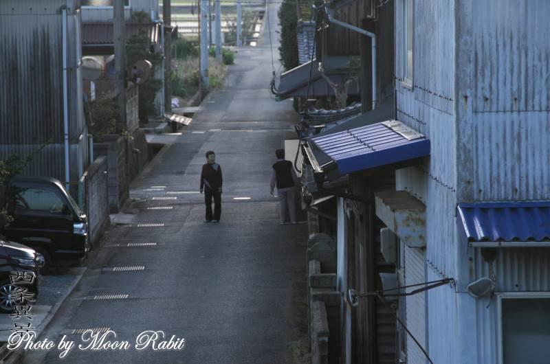 禎瑞高丸の道 愛媛県西条市
