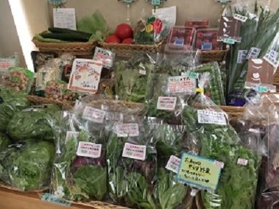 ソムリエ店野菜