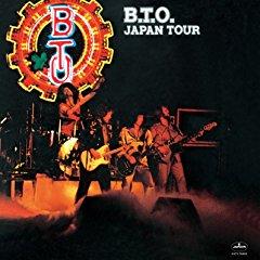 ジャパン・ツアー/B.T.O.ライブ・イン・ジャパン