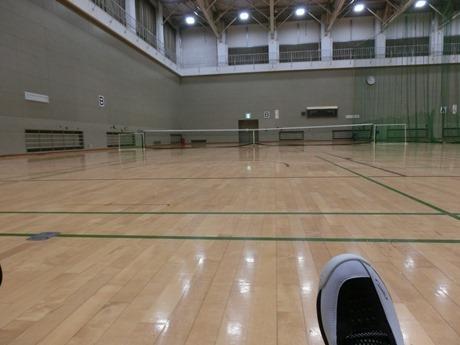 東区体育館