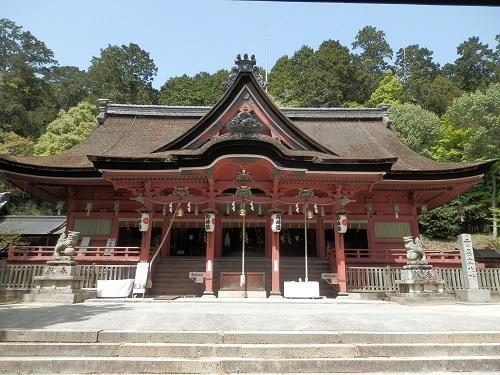 備後吉備津神社