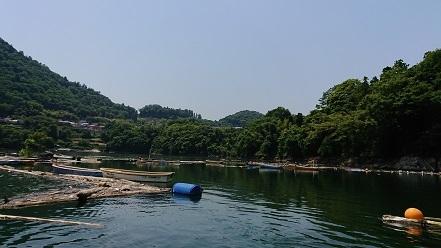 2018 6月 津久井湖