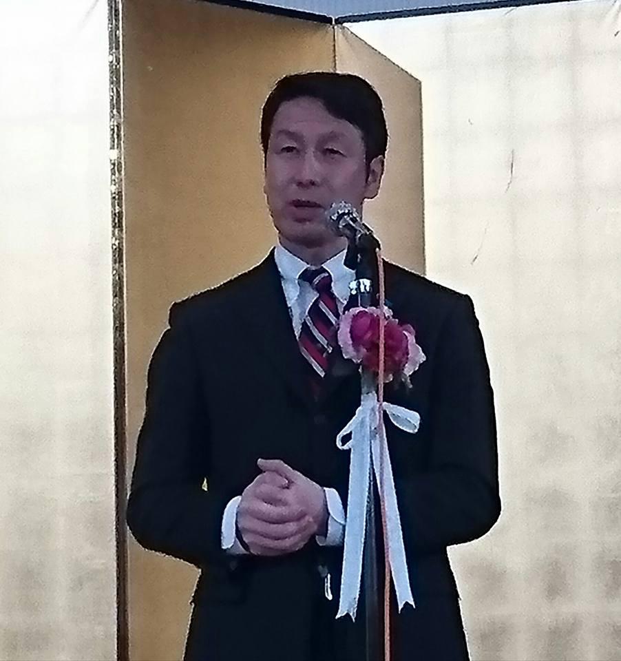 【新潟労福協 名刺交換会へ】-2