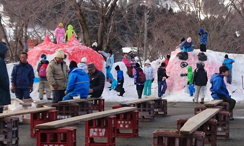 【寺野遊雪まつり2018】-3