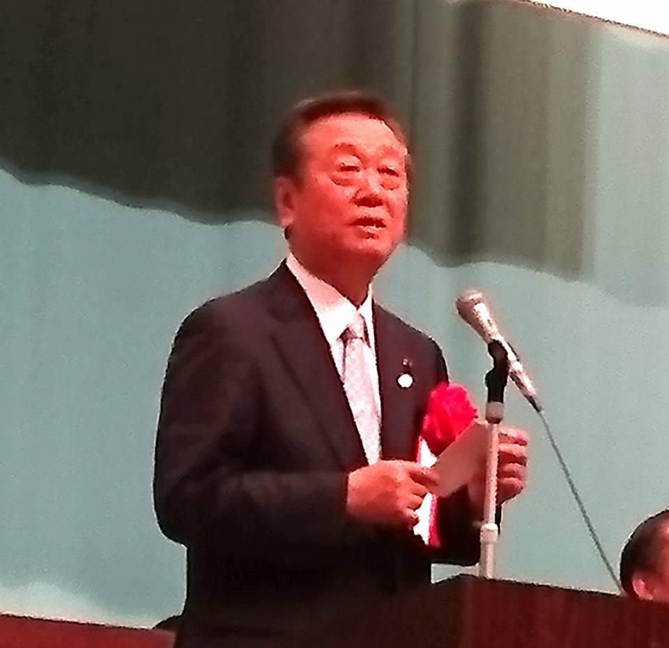 【社民党定期全国大会2018①】-5
