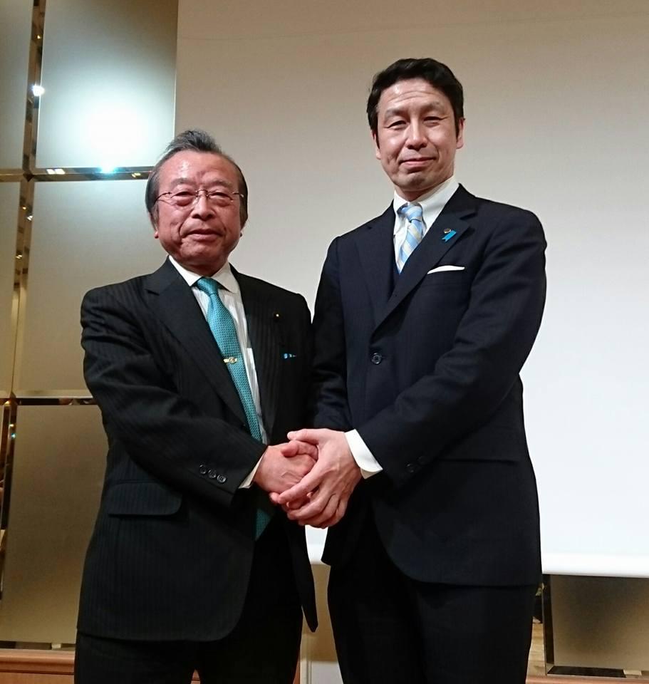 【米山県知事と県政を語る会】-1