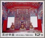北朝鮮・梁泉寺