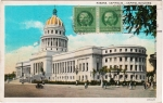キューバ・議事堂絵葉書(1929)