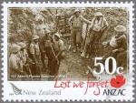 ニュージーランド・ANZAC DAY(2009)
