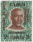 キューバ・メーデー加刷(1961)