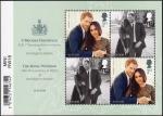 英国・ヘンリー王子結婚