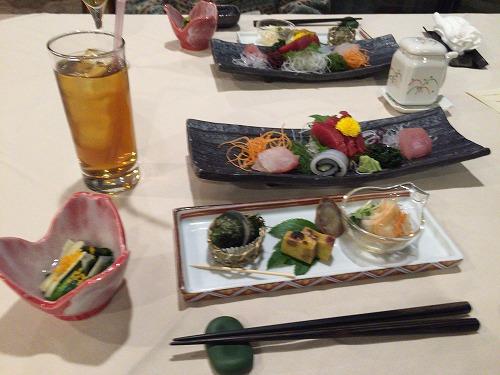 下田東急ホテル(食事)