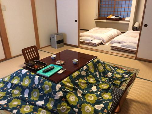 御宿 石川(1階つつじのお部屋と温泉)