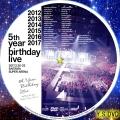5th YEAR BIRTHDAY LIVE 2017 2 20 22 SAITAMA SUPER ARENA sp dvd