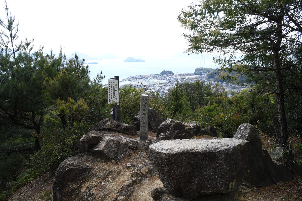 黒滝山~白滝山
