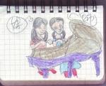 萩島愛理さん、小林亜莉沙さん