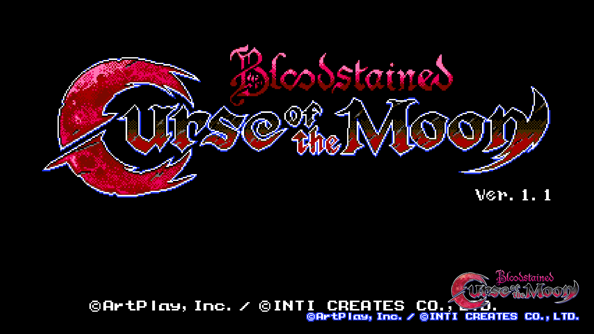 Bloodstained Curse of the Moonはやっぱり!?