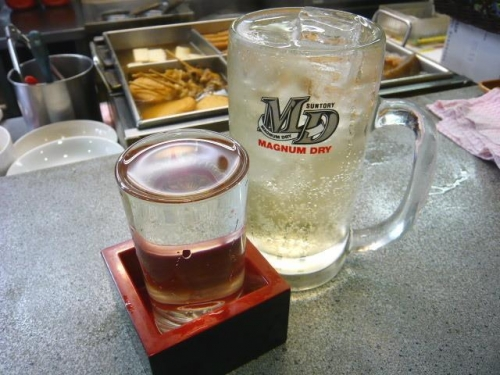 日本酒&サワー