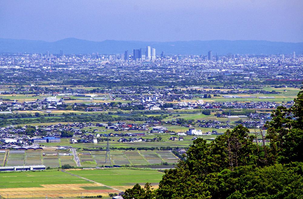 名古屋遠望